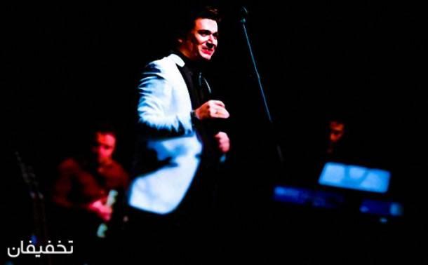 کنسرت آذری گروه تامای