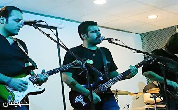 کنسرت گروه شکاف / مجتمع آموزشی نیکوکاری رعد