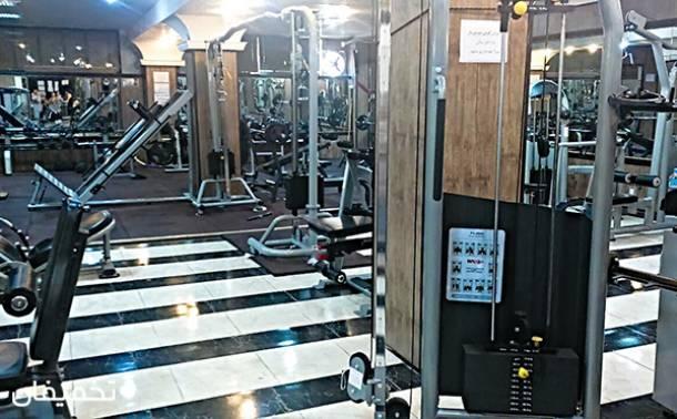 سالن ورزشی خانه ورزش