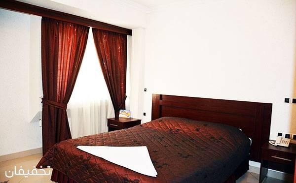 هتل ارم مشهد ویژه یک شب اقامت با صبحانه به ازای هرنفر تا ۳۰% تخفیف