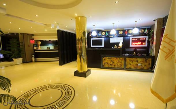 هتل سه ستاره سپنتا (اسپیناس سابق)