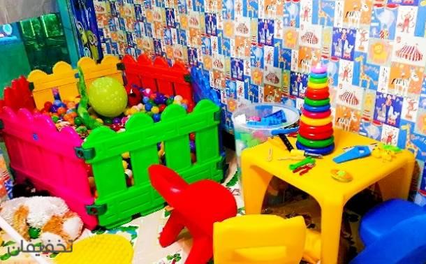آرایشگاه کودک و نوجوان پازل