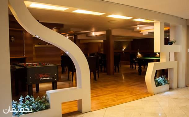 رستوران هتل فرید