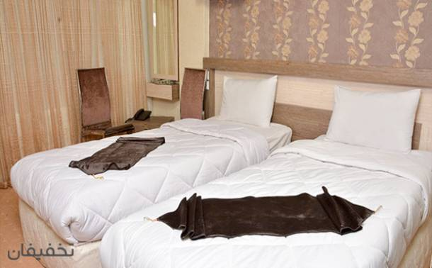 هتل دوستاره صدف مشهد