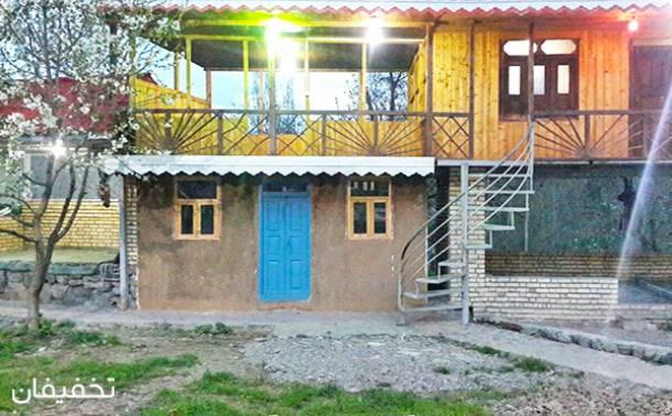 مجموعه اقامتگاه و پذیرایی باغ گیلاس شیت زنجان
