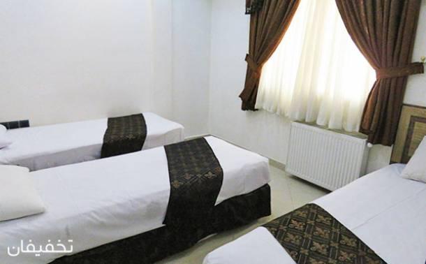 هتل دوستاره آرسان مشهد