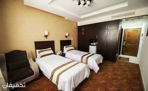 هتل زیارت مشهد ویژه یک شب اقامت تا ۳۲% تخفیف