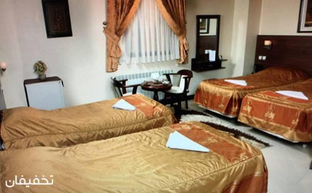 هتل سه ستاره پارت اصفهان