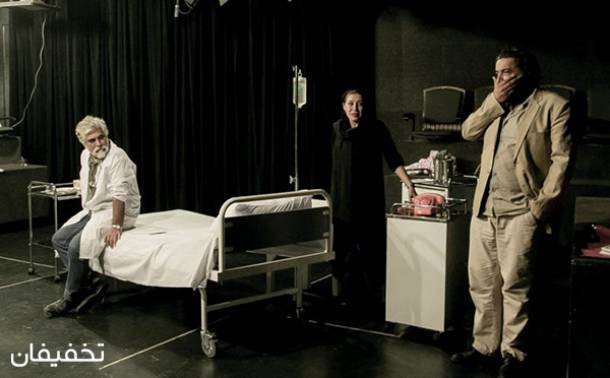 نمایش سردار/سالن اصلی تئاتر شهر