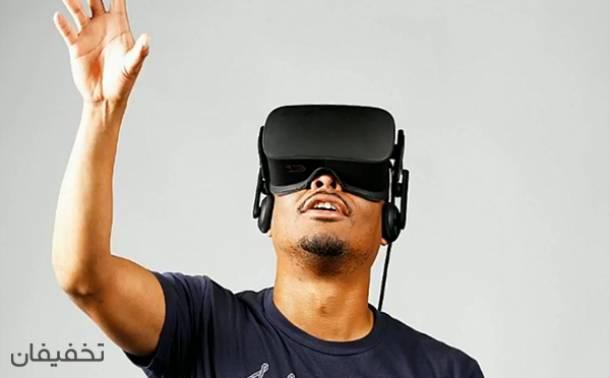 عینک واقعیت مجازی در پارک چمران