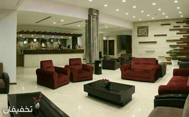هتل آیران مشهد
