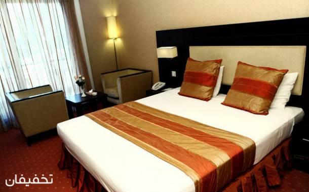 هتل چهارستاره اوین تهران