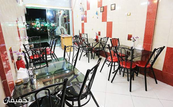 کافه رستوران نون و ریحون
