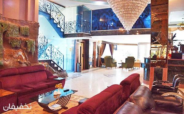 هتل آپارتمان ترنج مشهد ویژه یک شب اقامت فولبرد تا ۳۲%تخفیف