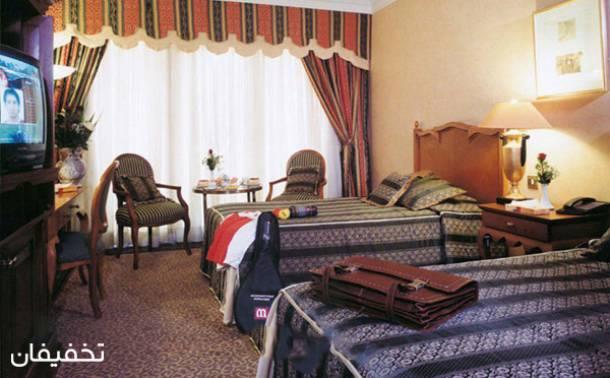 هتل پنج ستاره استقلال