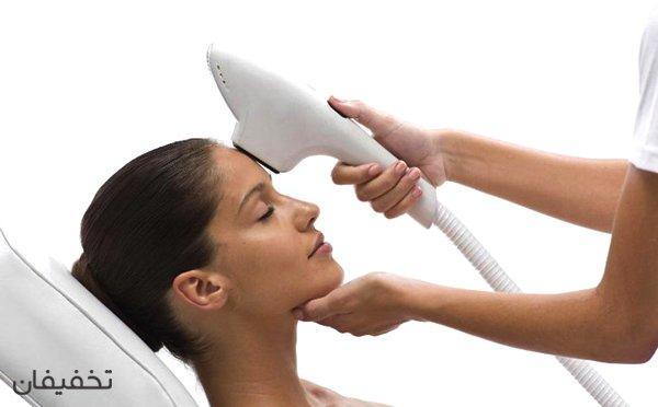 ۹۰% تخفیف یک جلسه لیزر مو های زائد  با دستگاه پیشرفته IPL  در مطب دکتر اصغری