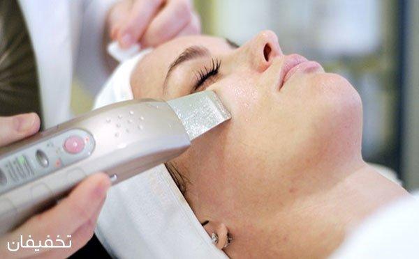لیزر دایود در مرکز پوست و زیبایی پریسان تا 68% تخفیف