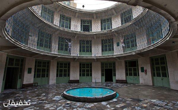 ۵۰% تخفیف بازدید از موزه عبرت