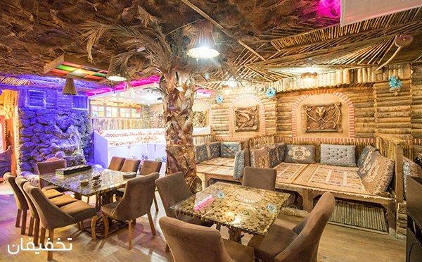 استفاده از خدمات متنوع رستوران سنتی مزه بازار با موسیقی زنده تا ۶۰٪ تخفیف