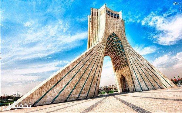 بازدید از جذابیت های داخلی و طبقات به همراه موزه در برج آزادی با ۳۳% تخفیف